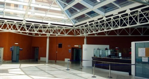 ospedale Civita Castellana