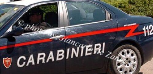 carabinieri 38enne