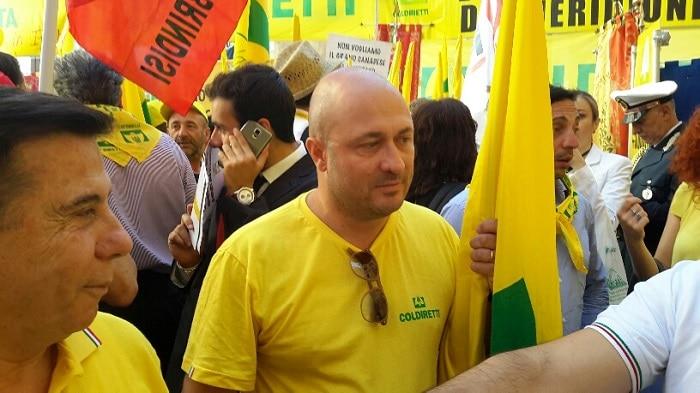 Coldiretti a Roma per protestare contro Ceta: