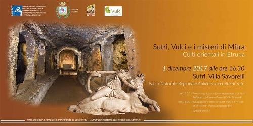 OmoGirando 'L'antichissima città di Sutri'