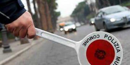 Polizia Locale: fermata persona non in regola con il permesso di ...