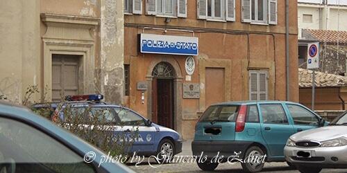 Polizia Tarquinia