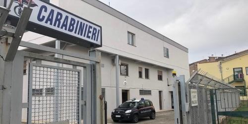 Stazione Carabinieri Viterbo