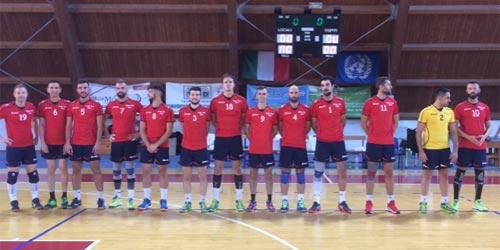 Volley Club di Orte, quinta gara di campionato Nazionale di