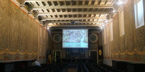Aula Magna UNITUS