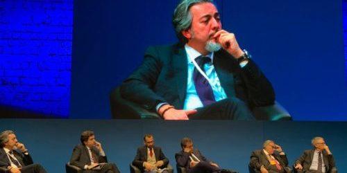 senatore Francesco Battistoni responsabile nazionale agricoltura di Forza Italia