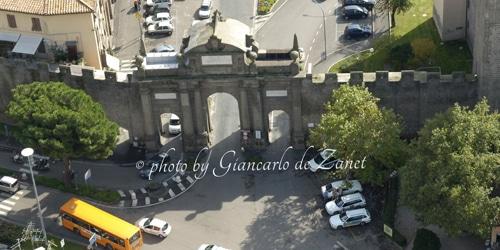 Porta Fiorentina Viterbo