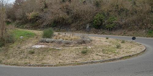 Strada Lago Montefiascone