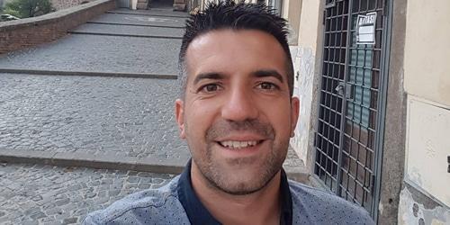 Adelio Gregori, Sindaco Vallerano