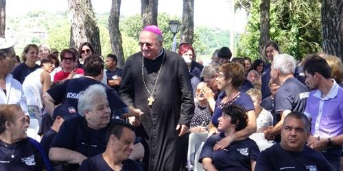 Vescovo Romano Rossi