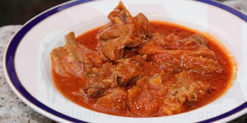 Piatto - Agnello