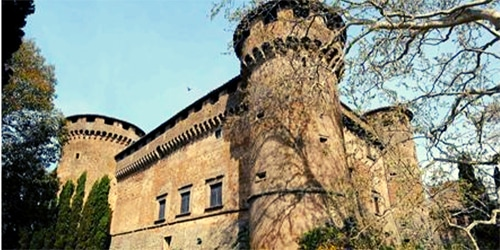 Castello Orsini Vasanello