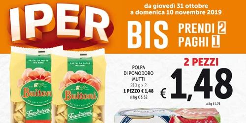 Conad Ipermercato Viterbo, offerte dal 31 al 10 Novembre ...