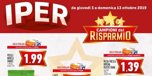 Conad Ipermercato Viterbo, offerte dal 3 al 13 Ottobre 2019 ...