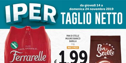 Conad Ipermercato Viterbo, offerte dal 14 al 24 Novembre ...