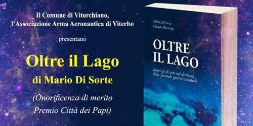 """Vitorchiano, presentazione del libro """"Oltre il lago"""" - OnTuscia.it"""