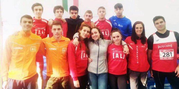 Atletica Alto Lazio - Elena Vergaro si conferma ai vertici della velocità
