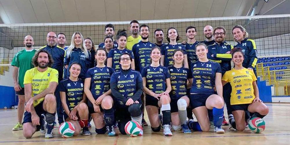 Etruscan Volley Legaue espugnano per 2-1 il parquet della Volley Team Orvieto