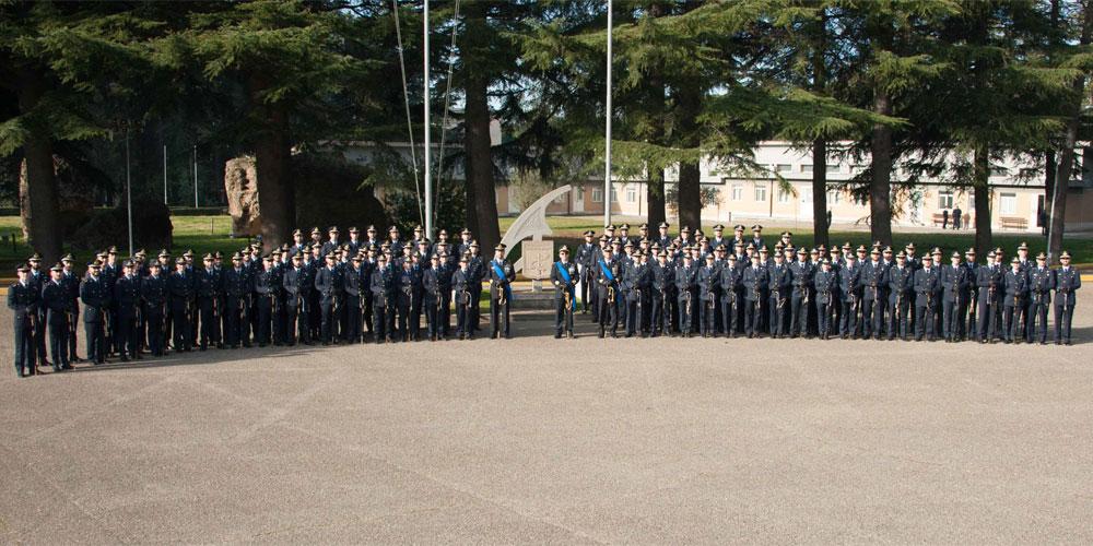 Giuramento individuale per 113 Marescialli dell'Aeronautica Militare del Corso Altair 2