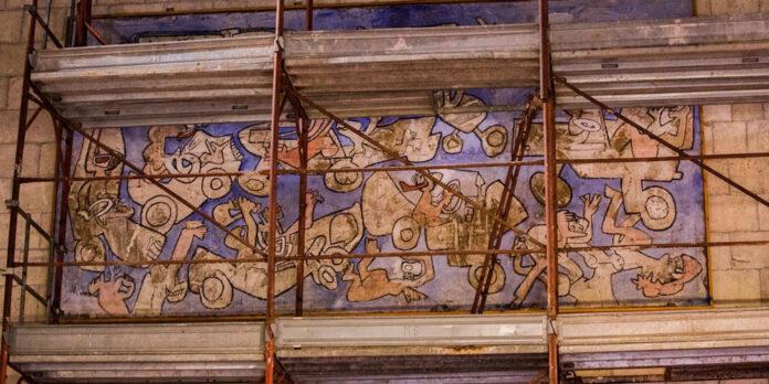 La cavalcata degli Etruschi 1975