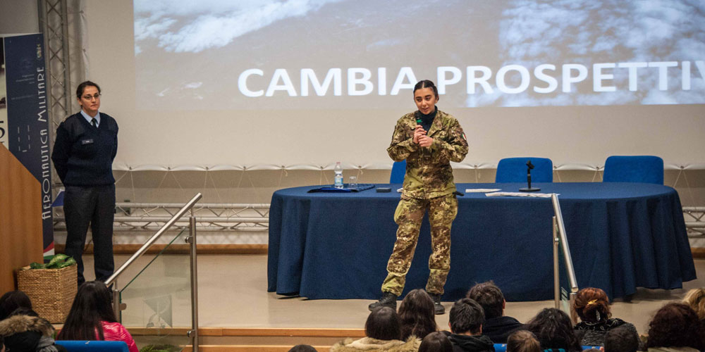 Open Day alla Scuola Marescialli dell'Aeronautica Militare