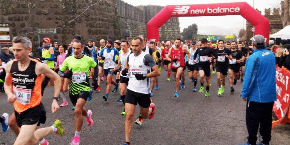 Maratonina dei 3 Comuni 2020