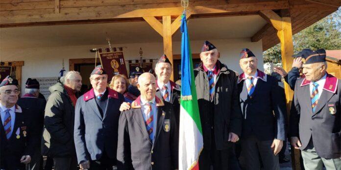 Anps Viterbo presente all'inaugurazione del Centro anziani a Amatrice