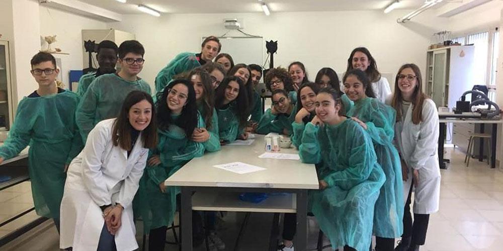Liceo Scientificobiomedicodell'Istituto Omnicomprensivo di Orte