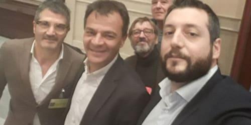 RC Civita Castellana, il circolo E.Minio alla Camera dei Deputati