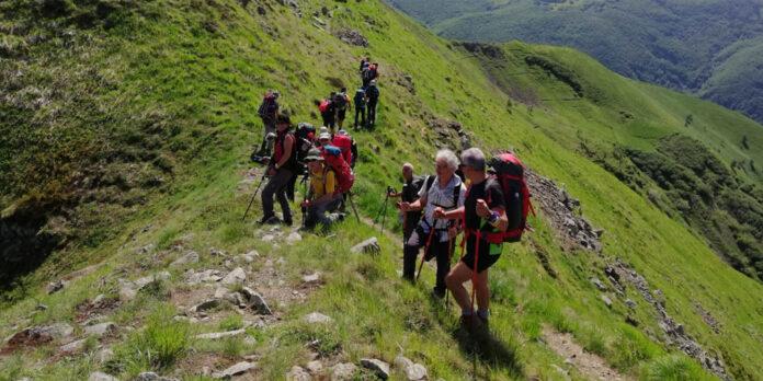 CAI Viterbo organizza un corso base di escursionismo