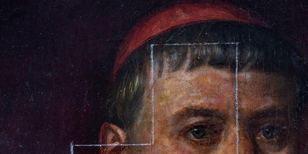 Acquapendente, restauro dell'opera di Cesare Cugini