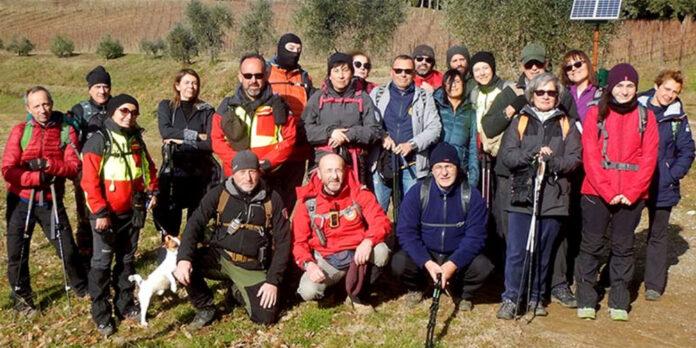 Trekking Siena