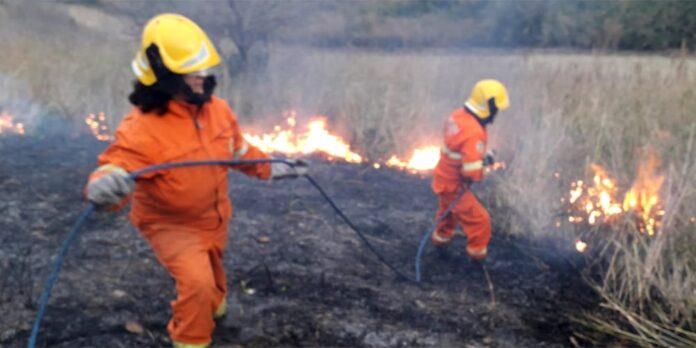 Incendio Tarquinia