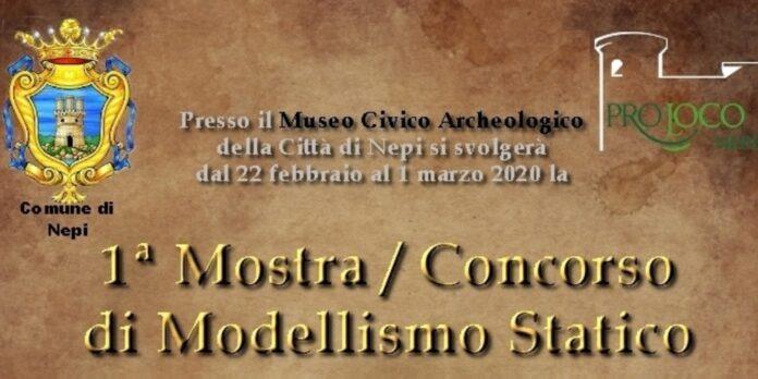 """I edizione di """"Nepi Modellismo"""""""