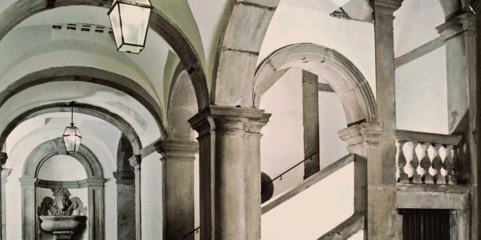 Viterbo Palazzo Brugiotti