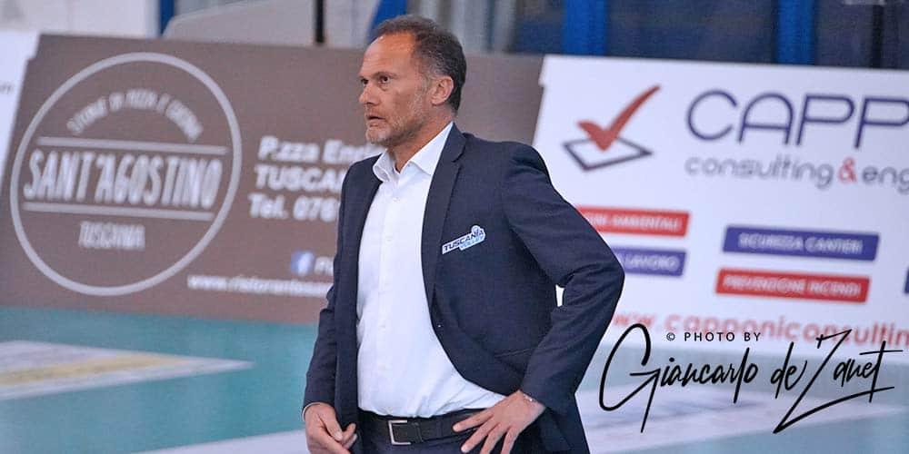Paolo Tofoli Tuscania Volley