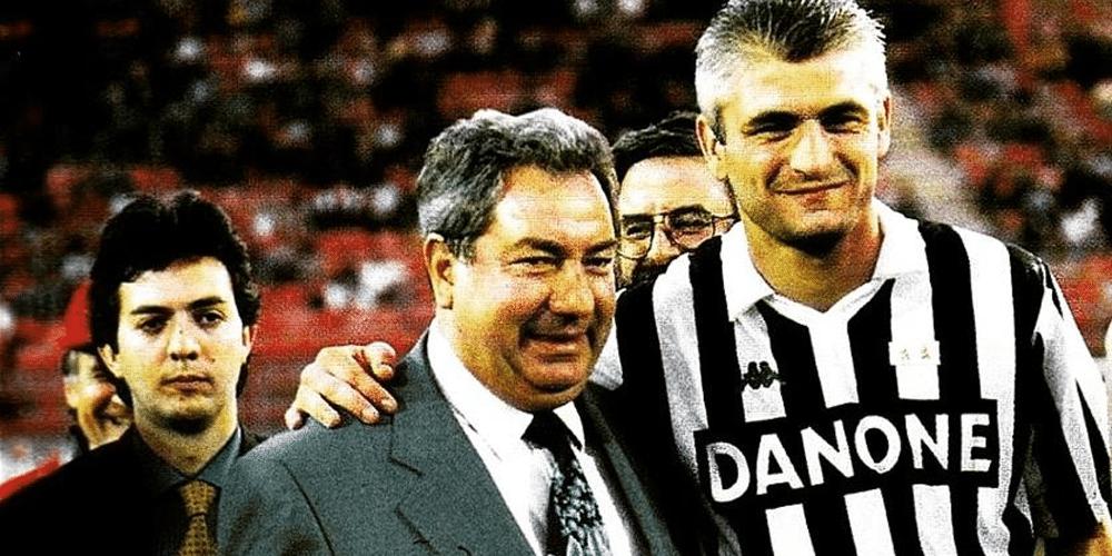 Sen. Battistoni con Gaucci