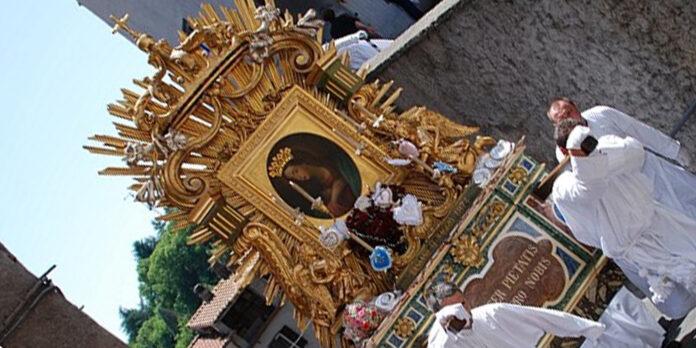 Bassano Romano, Madonna della Pietà