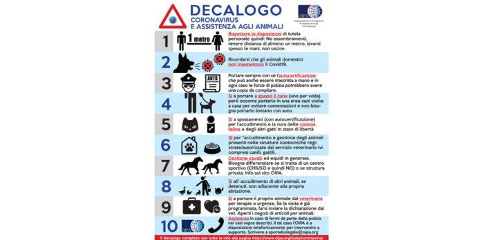 Decalogo OIPA