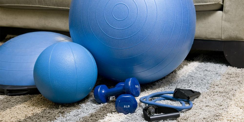 Fitness domestico