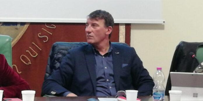 Giancarlo Turchetti, Segretario dell Uil di Viterbo