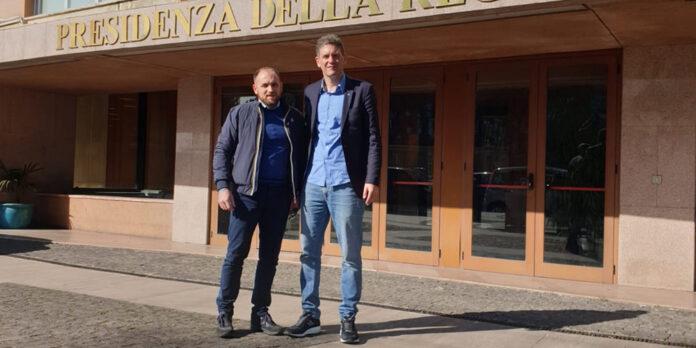 UGL Gianluca Giuliano e Valerio Franceschini