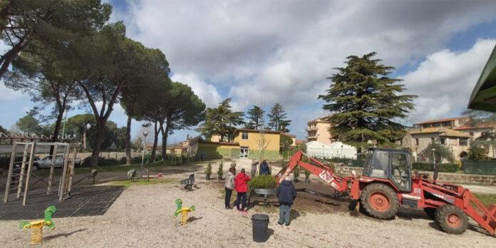 Vetralla Villa Comunale