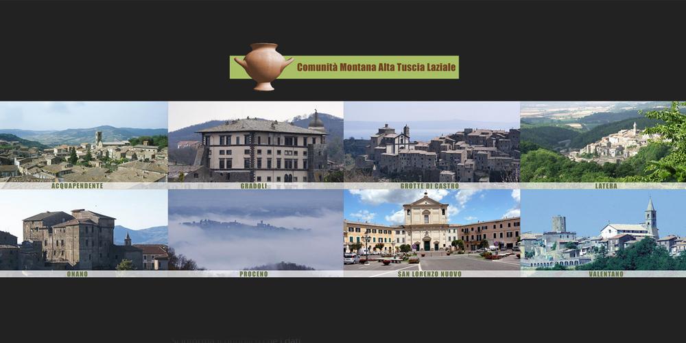 Comunità Montana Alta Tuscia Laziale