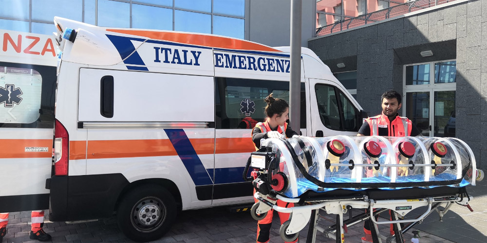 Ambulanza Covid-19