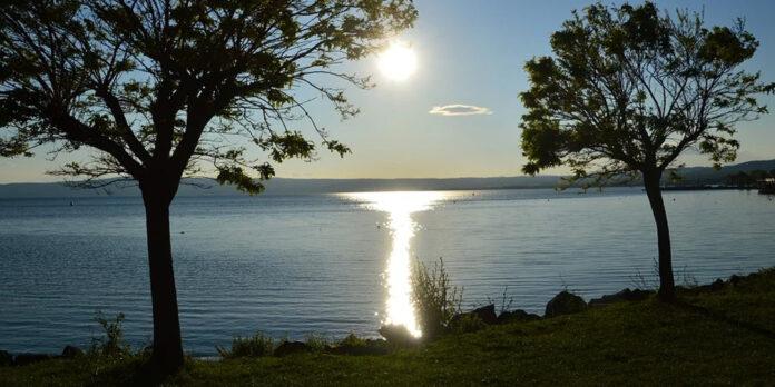 Tramonto Lago Bolsena