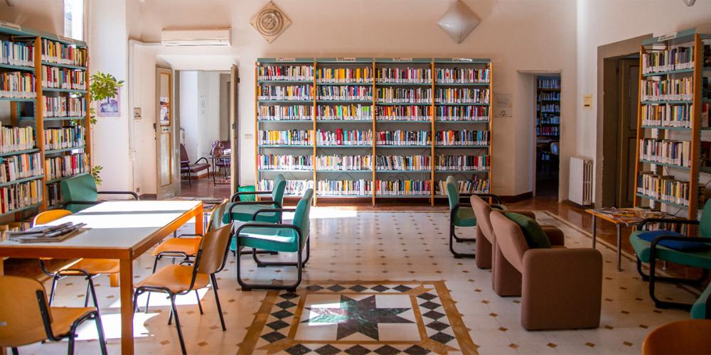 libreria Soriano nel Cimino