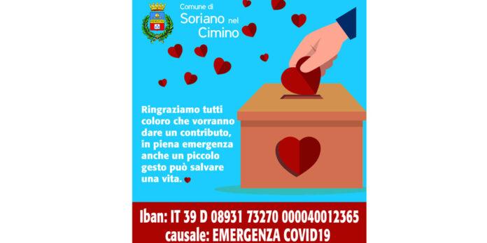 Soriano -Donazioni
