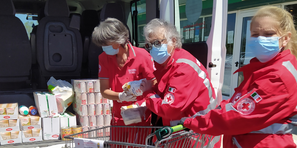 Croce Rossa Alimenti