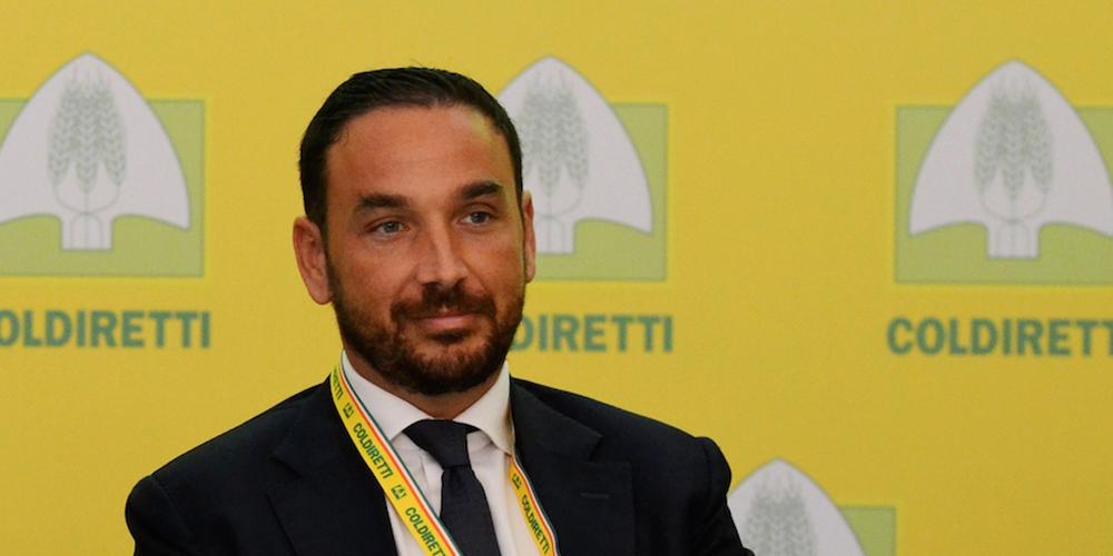 presidente di Coldiretti Lazio, David Granieri
